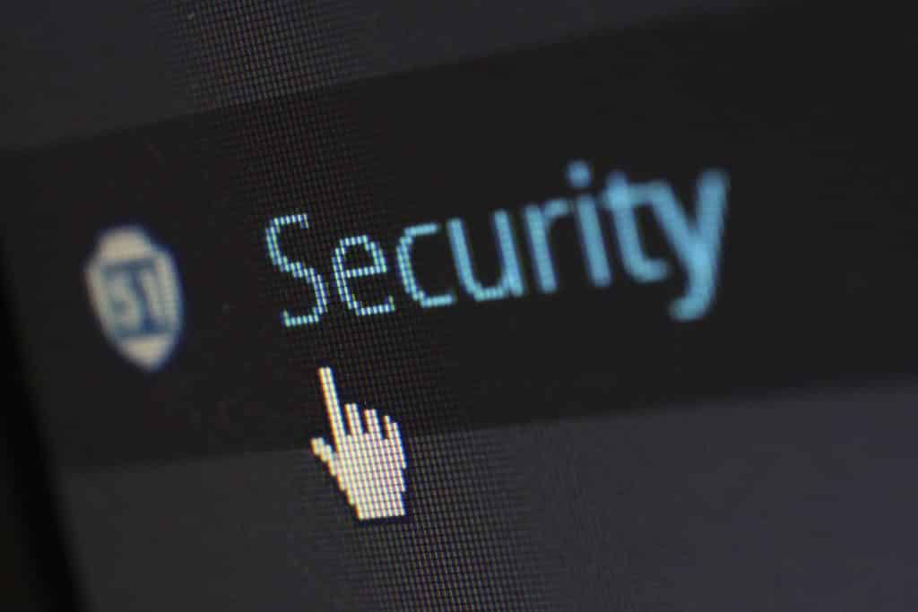 Security cost of data breach