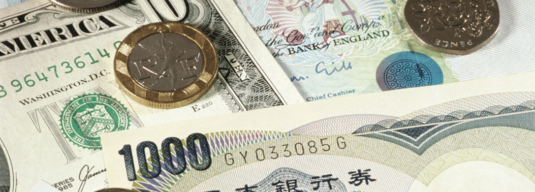 currency representing fraud