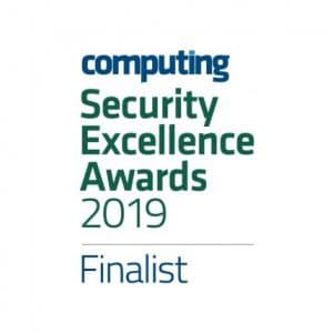 Computing 2019 Security Excellence Awards 2019