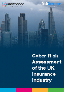cyber risk Assessment of the UK Insurance Industry report