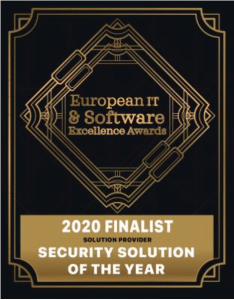 2020 European Security Solution of the Year