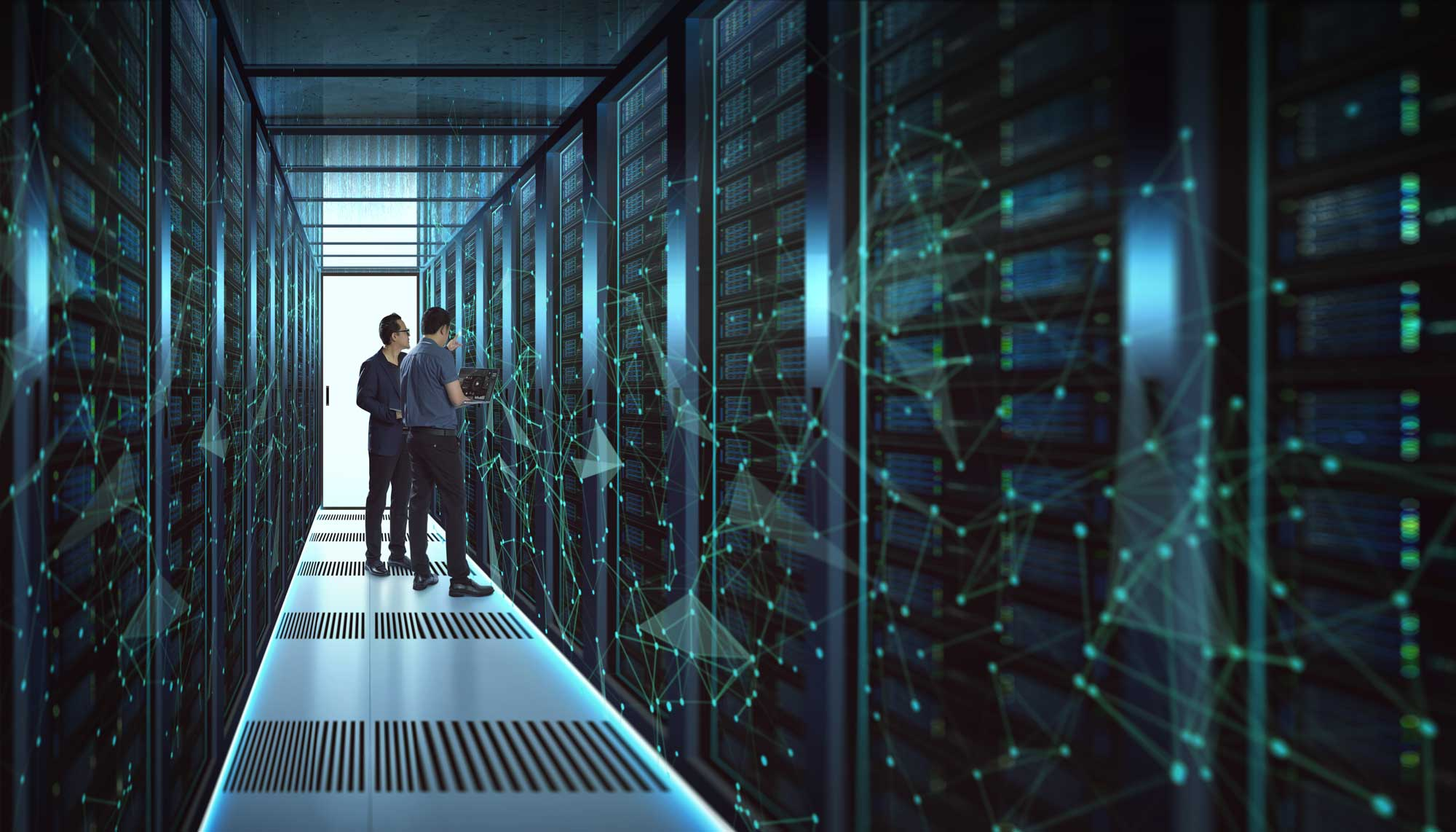 Data Storage Solutions Provider in the UK