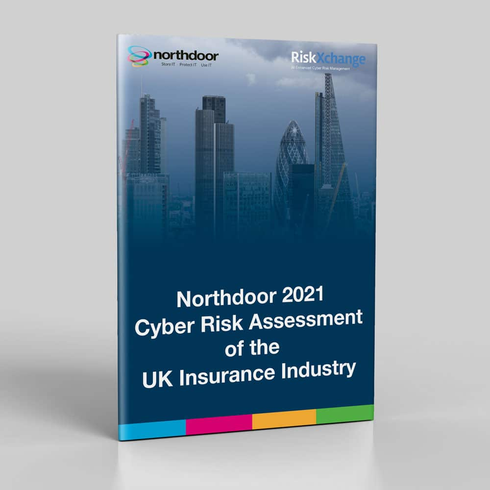 Northdoor 2021 Cyber Risk Assessment of the UK Insurance Industry