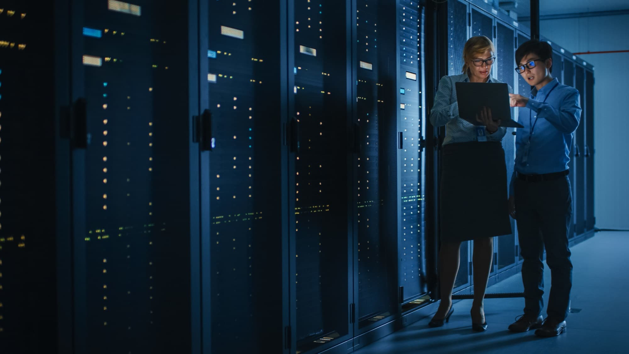 Unlock the full potential of your data storage and get off the purchasing treadmill