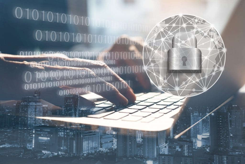 Preparing supply chain against ransomware attack