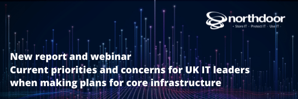 Core infrastructure and cloud adoption plans - Research based on survey findings from 100 UK enterprise IT leaders